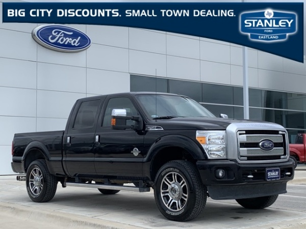 2016 Ford Super Duty F-250 in Eastland, TX