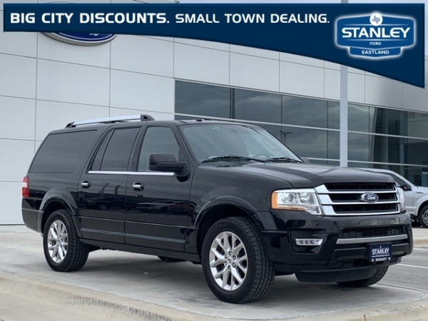 2017 Ford Expedition in Eastland, TX