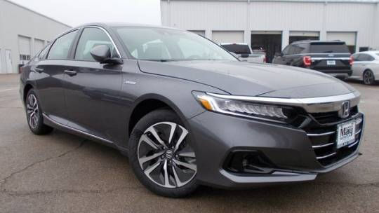 2021 Honda Accord Hybrid