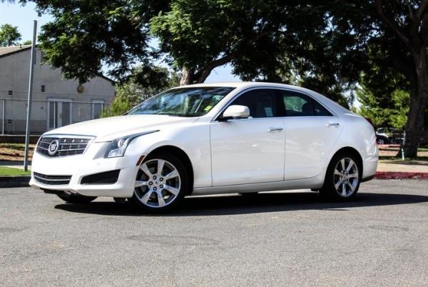 2014 Cadillac ATS in Santa Ana, CA