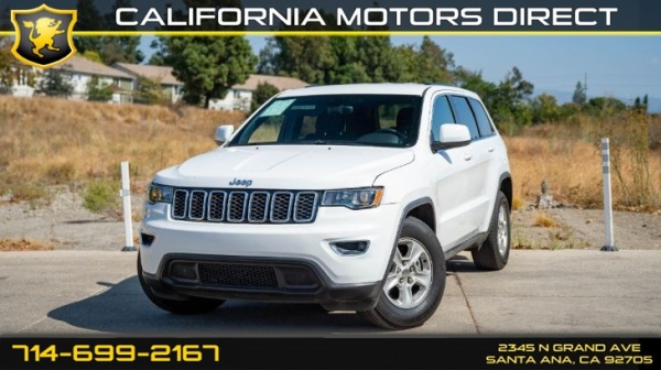 2017 Jeep Grand Cherokee in Santa Ana, CA