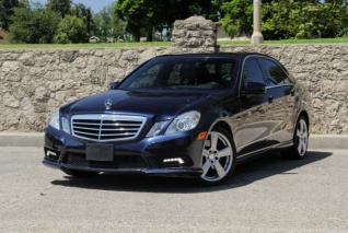 Used Mercedes Benz E Class For Sale In Los Angeles Ca Truecar