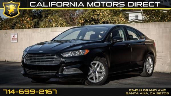 2016 Ford Fusion in Santa Ana, CA