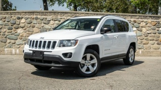 2017 Jeep Compass For Sale >> Used Jeep Compass For Sale In North Hollywood Ca Truecar