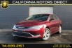 2016 Chrysler 200 Limited FWD for Sale in Santa Ana, CA