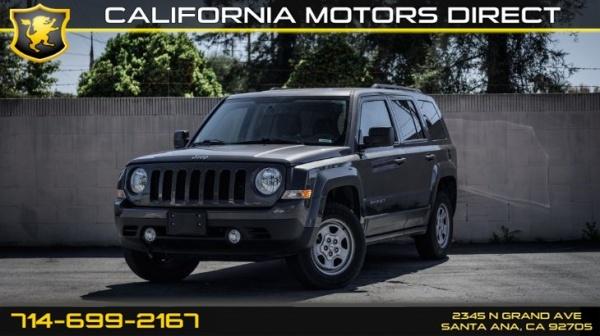 2016 Jeep Patriot in Santa Ana, CA