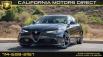 2017 Alfa Romeo Giulia RWD for Sale in Santa Ana, CA