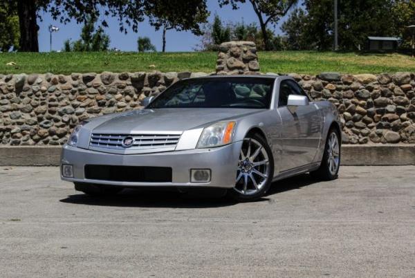 2007 Cadillac XLR XLR
