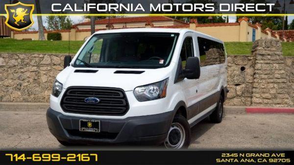 2017 Ford Transit Passenger Wagon in Santa Ana, CA