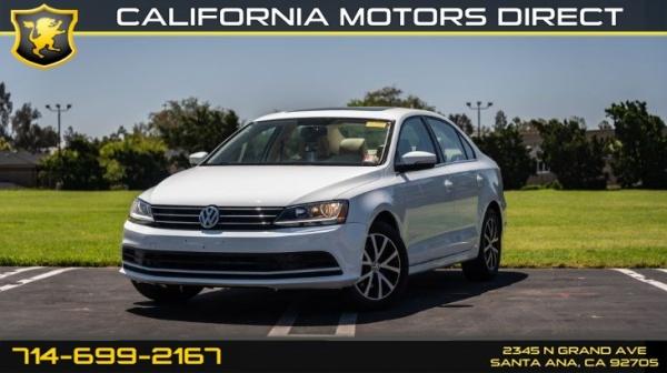 2017 Volkswagen Jetta in Santa Ana, CA