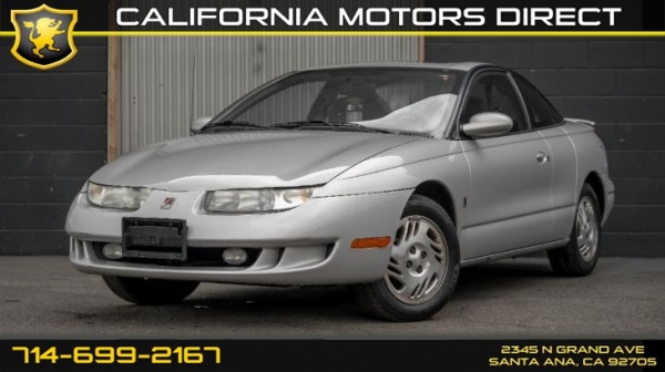 2000 Saturn SC 3dr in Santa Ana, CA