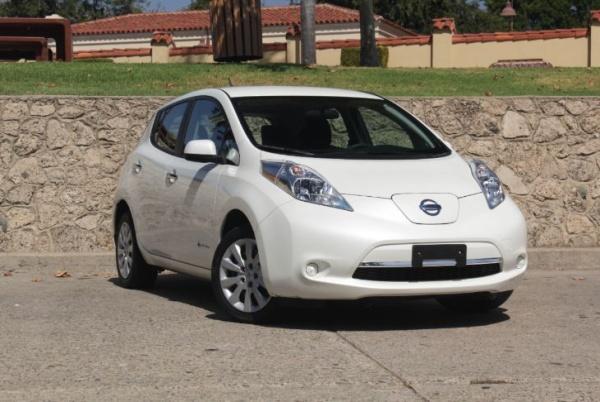 2016 Nissan LEAF in Santa Ana, CA