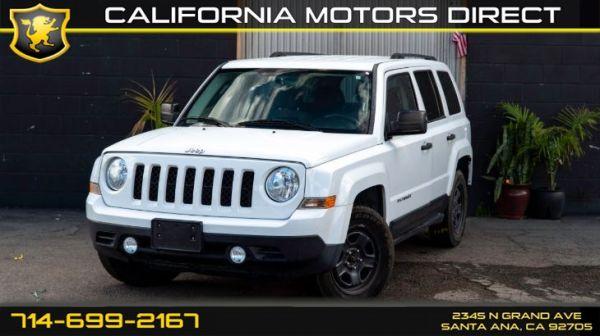 2015 Jeep Patriot in Santa Ana, CA
