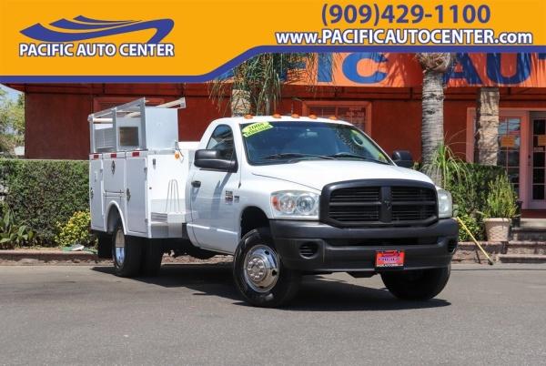 2008 Dodge Ram 3500 Unknown