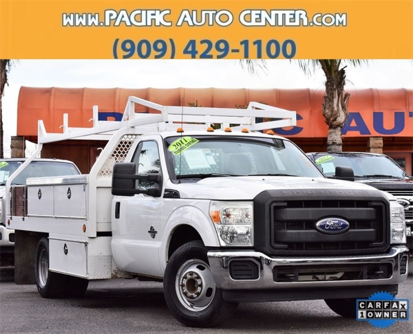 2011 Ford Super Duty F-350 Chassis Cab in Fontana, CA