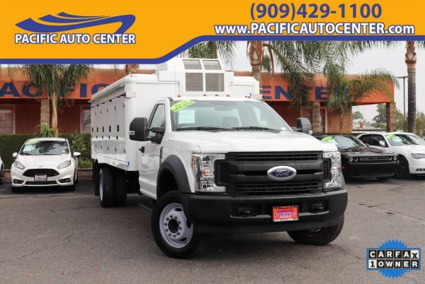 2019 Ford Super Duty F-450
