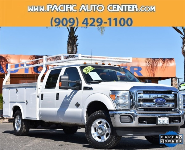 2015 Ford Super Duty F-350 Chassis Cab in Fontana, CA