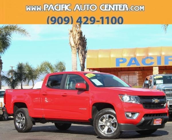 2016 Chevrolet Colorado in Fontana, CA