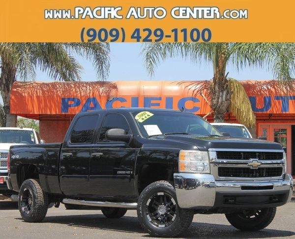2008 Chevrolet Silverado 2500HD in Fontana, CA