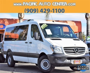 Used Passenger Vans For Sale >> Used Mercedes Benz Sprinter Passenger Vans For Sale In