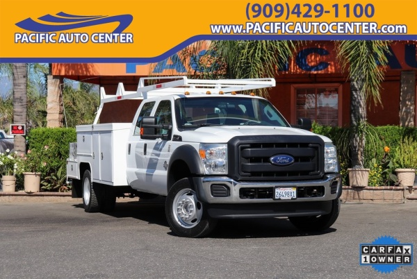 2016 Ford Super Duty F-550 in Fontana, CA