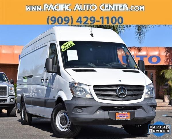 2015 Mercedes-Benz Sprinter Cargo Van in Fontana, CA