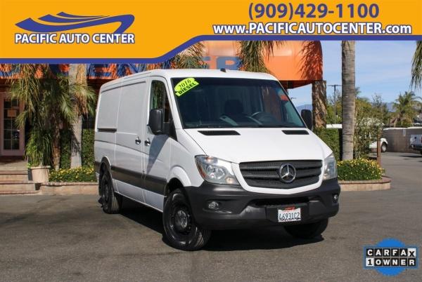 2016 Mercedes-Benz Sprinter Cargo Van in Fontana, CA