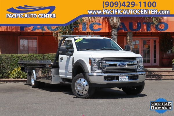 2018 Ford Super Duty F-550 XLT