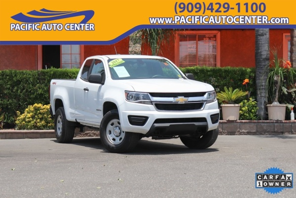 2017 Chevrolet Colorado in Fontana, CA