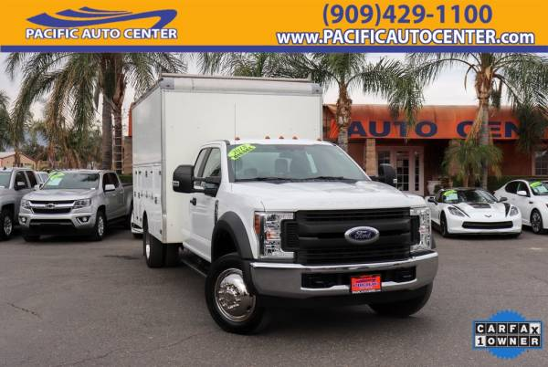 2018 Ford Super Duty F-450