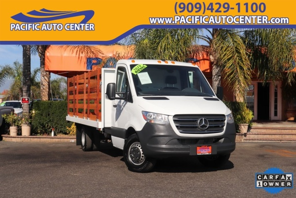 2019 Mercedes-Benz Sprinter Cab Chassis in Fontana, CA