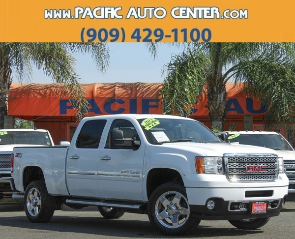 2013 GMC Sierra 2500HD in Fontana, CA