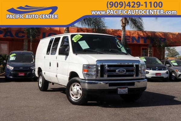 2014 Ford Econoline Cargo Van in Fontana, CA