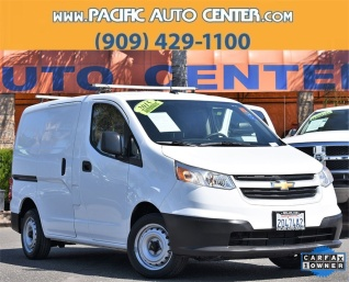 d460caa686 2015 Chevrolet City Express Cargo Van LT for Sale in Fontana