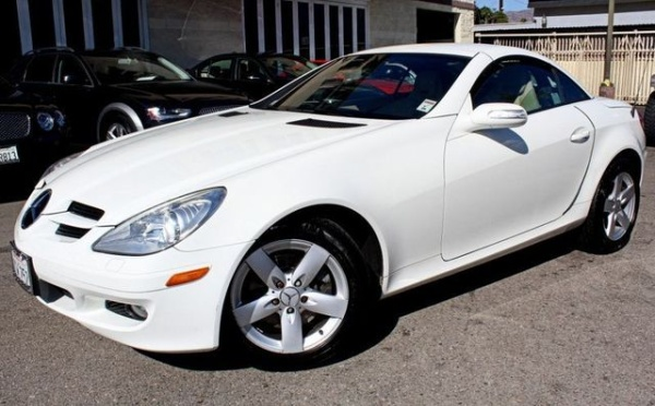 2007 Mercedes-Benz SLK in Burbank, CA
