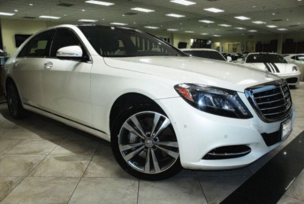 2016 Mercedes-Benz S-Class in Burbank, CA
