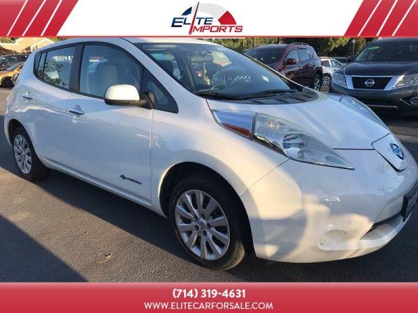 2013 Nissan LEAF in Santa Ana, CA