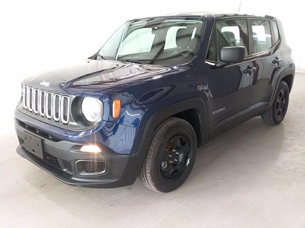 2017 Jeep Renegade in Gainesville, FL