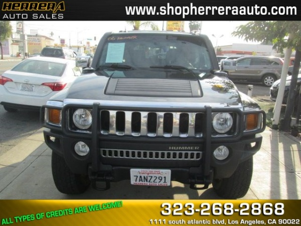 2006 HUMMER H3 in Los Angeles, CA