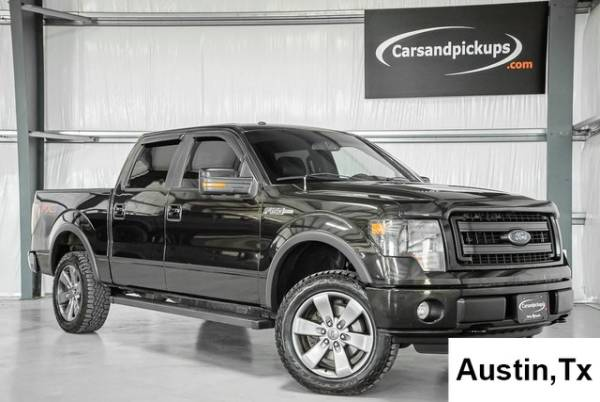 2014 Ford F-150 in Buda, TX