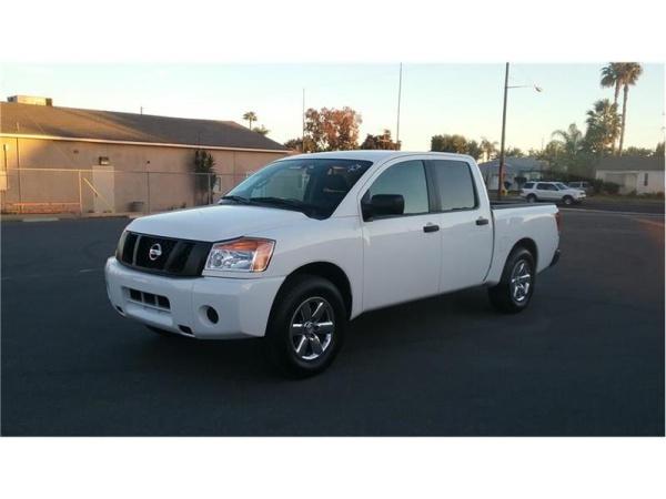 2012 Nissan Titan in BELLFLOWER, CA