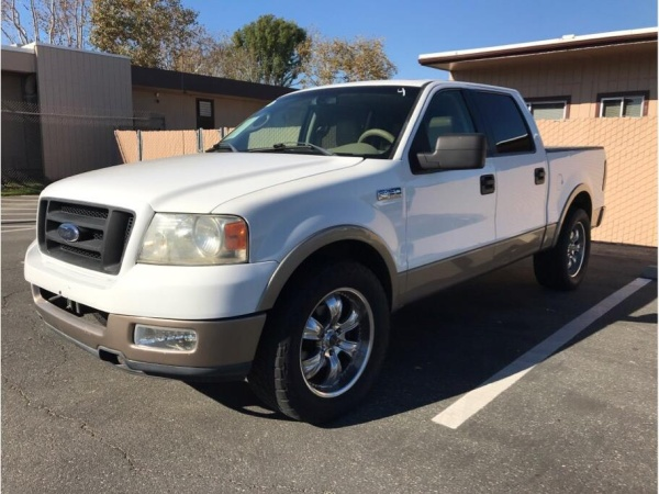 2006 Ford F 150 Lariat Supercrew 5 5 Box 2wd For Sale In Bellflower