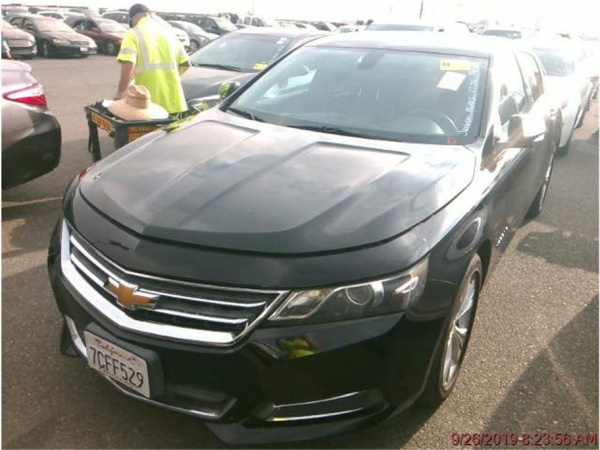 2014 Chevrolet Impala in BELLFLOWER, CA