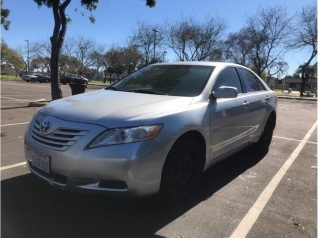 2007 Toyota Camry Ce I4 Manual For In Bellflower Ca