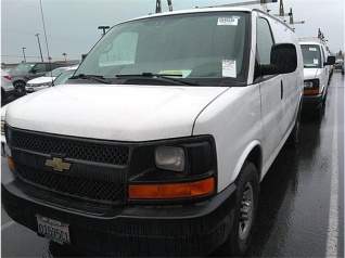 c82a156487c434 2012 Chevrolet Express Cargo Van 2500 RWD SWB for Sale in BELLFLOWER