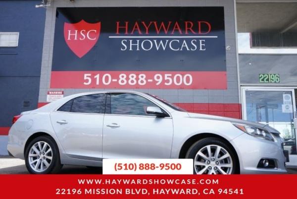 2014 Chevrolet Malibu in Hayward, CA