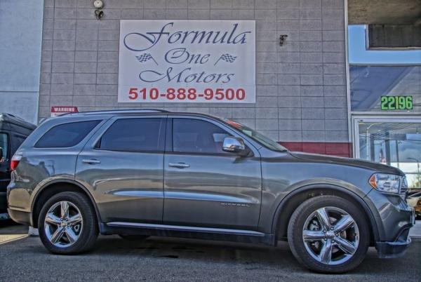 2012 Dodge Durango in Hayward, CA