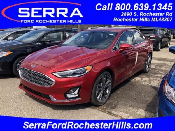2020 Ford Fusion in Rochester Hills, MI