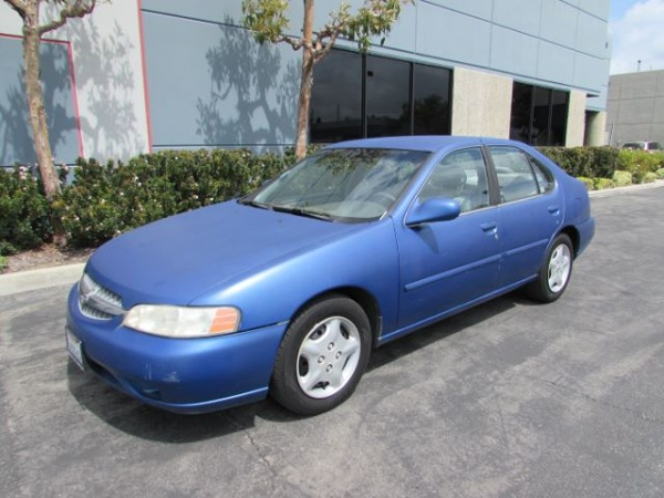 2001 Nissan Altima GXE