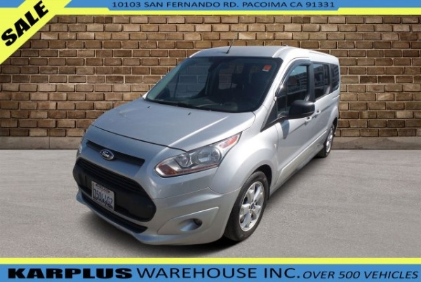 2016 Ford Transit Connect Wagon in Pacoima, CA